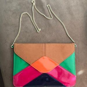 Steve Madden envelope crossbody/clutch purse